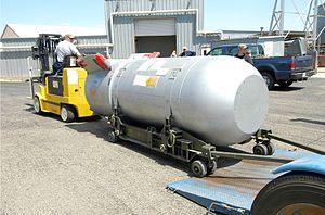 B53 nuclear bomb