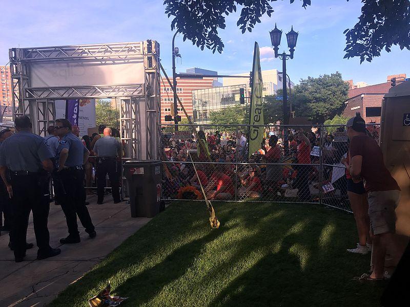 BLM Protest at Basillica 2016.jpg