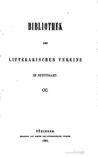 File:BLV 200 Georg Rudolf Weckherlins Gedichte Band 2.pdf