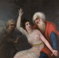 BMVB - Josep Bernat Flaugier - Susanna i els vells. La casta Susanna - 4094.tif