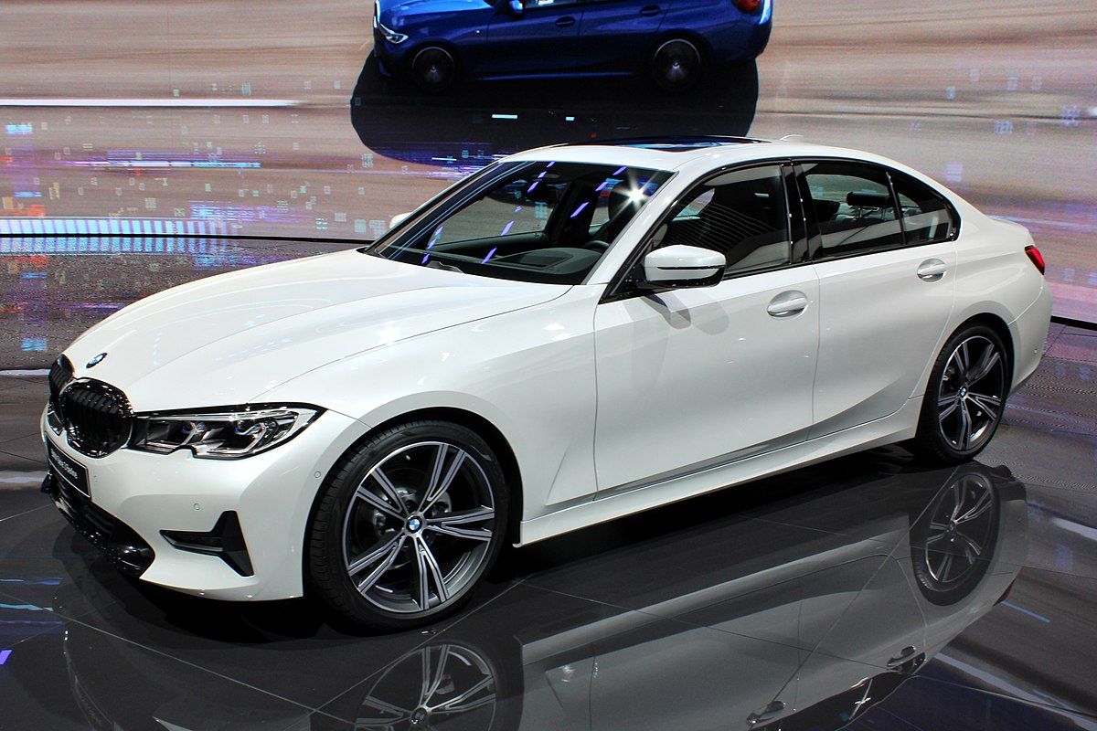 Bmw M Series >> BMW G20 – Wikipedia