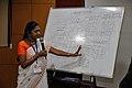 BP Sridevi Shares Ideas - Collections and Storage Management Workshop - NCSM - Kolkata 2016-02-19 9872.JPG