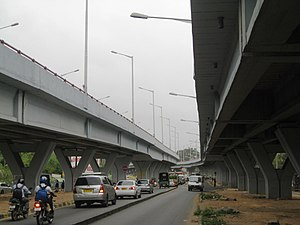 300px BRTS Lanes Agara Flyover Sarjapur Road is the new Destination