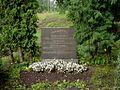 Babīte, piemineklis 1. pasaules karā kritušajiem. 2008-08-28 - panoramio.jpg