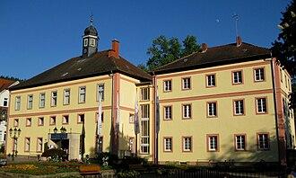 Bad Orb - Bad Orb Town hall