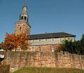 Bad Zwesten Kirche von unten.jpg
