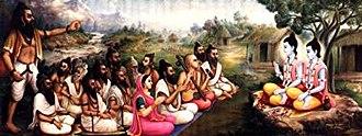 Swaminarayan (spiritual tradition) - Durvasa's Curse at Badrikashram