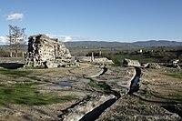 Bagno vignoni wikivoyage guida turistica di viaggio - Osteria del leone bagno vignoni ...