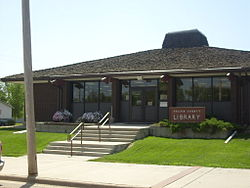 Fallon County Library