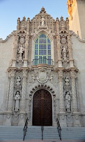 Furio Piccirilli - Image: Balboa Park, San Diego, CA, USA panoramio (169)