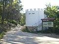 Balcón con forma de castillo en La Terrera - panoramio.jpg