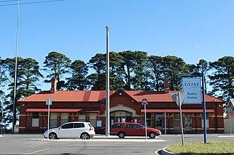 Ballan, Victoria - Ballan railway station