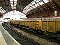 Ballast wagons at Bristol Temple Meads.jpg