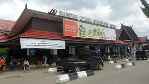 Syamsudin Noor International Airport - Image: Bandar Udara Syamsudin Noor