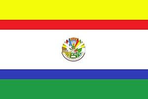Misiones Department - Image: Bandera del Departamento de Misiones