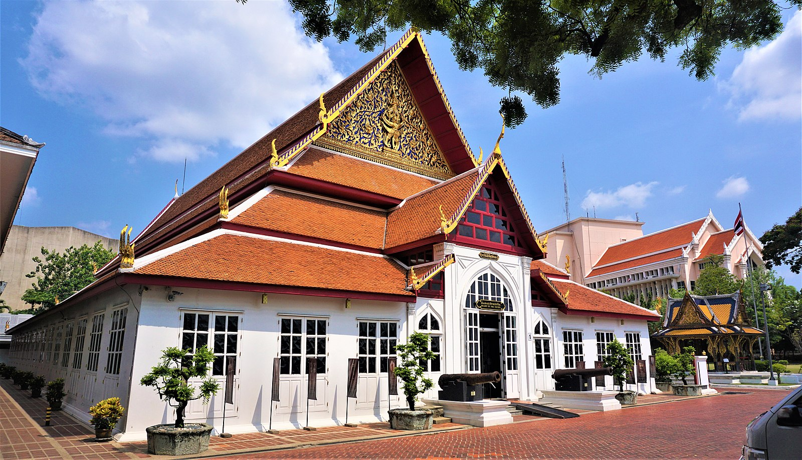 a visit to Bangkok National Museum is one of the best things to do in Bangkok
