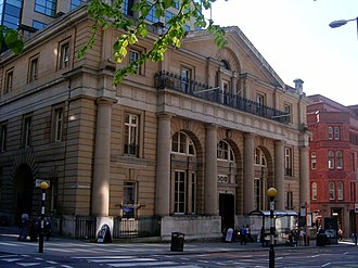 King Street, Manchester - Former Bank of England Building, King Street