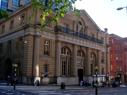 Former Bank of England Building, King Street Bank of England building, Manchester.jpg