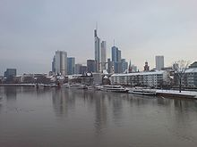 Bankfurt Skyline From Frankfurt Bridge.jpg