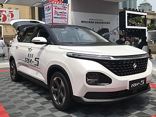 Baojun RM-5 Chinese MPV