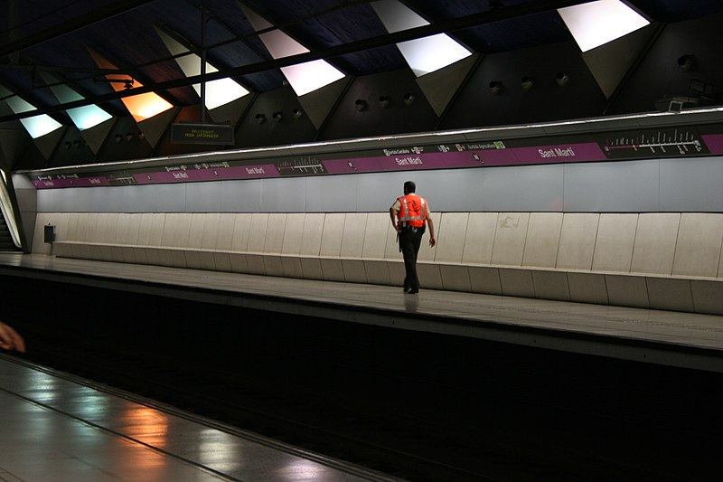 pdf file of barcelona metro