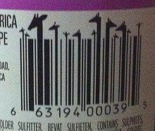 Barcode Entstörung