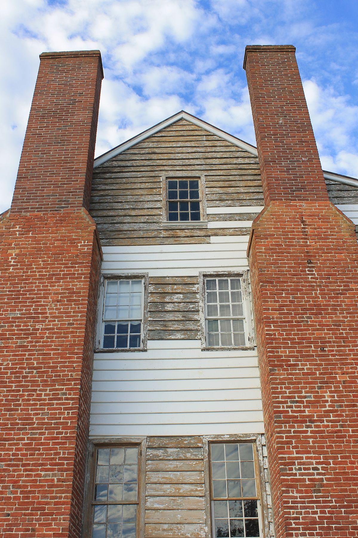 Barker House Edenton North Carolina Wikipedia