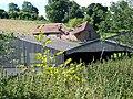 Barns at Throope Manor - geograph.org.uk - 885928.jpg