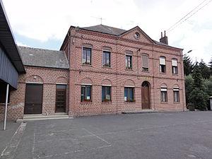 Barzy-en-Thiérache - Town hall