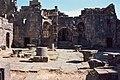 Basilica Complex, Qanawat (قنوات), Syria - West part- view to adyton from north - PHBZ024 2016 3553 - Dumbarton Oaks.jpg