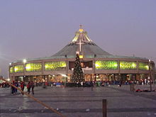 Basilica of Our Lady of Guadalupe - Wikipedia