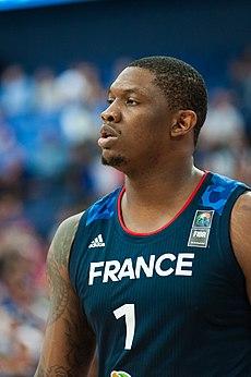 Серафен у дресу репрезентације Француске