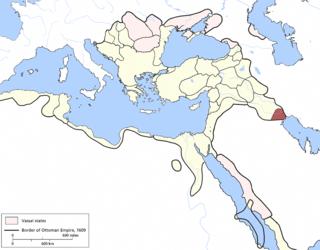 Basra Eyalet Ottoman province