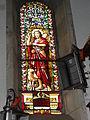 Bassussarry vitrail St Jean Baptiste.JPG