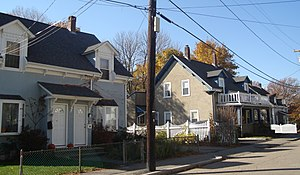 Baxter Street Historic District - Baxter Street Historic District