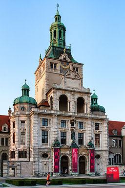 Bayerisches Nationalmuseum - Muenchen - 2013