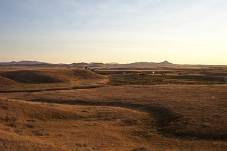 National Register of Historic Places listings in Montana - Image: Bear Paw Battlefield