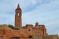 Belchite, església de sant Martí de Tours.JPG