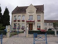 Belleu (Aisne) mairie.JPG