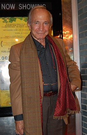 Ben Gazzara - Gazzara at premiere of Looking for Palladin, New York City, October 30, 2009