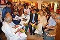 Bengali Writers with Dignitaries - Apeejay Bangla Sahitya Utsav - Kolkata 2015-10-10 4814.JPG