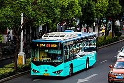 蚌埠公交108路
