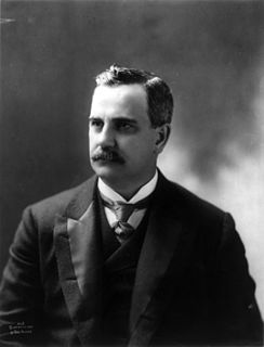 Benjamin Odell (politician) American politician and governor