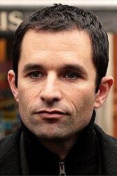 Benoît Hamon candidat aux éléctions présidentielles de 2017