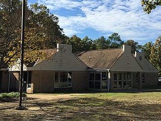 Bensley, Virginia - Bensley community building
