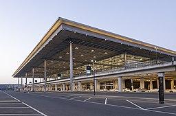 Berlin Brandenburg Airport Terminal 1