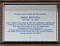 Berliner Gedenktafel Heylstr 29 (Schön) Inge Meysel.jpg