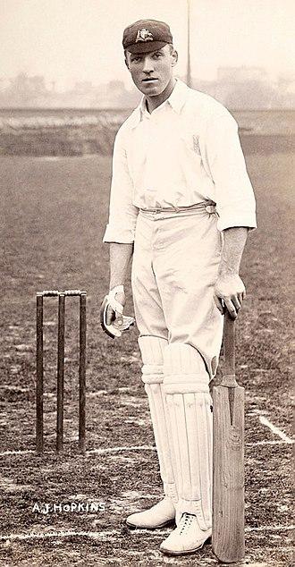 Bert Hopkins - Image: Bert Hopkins c 1908