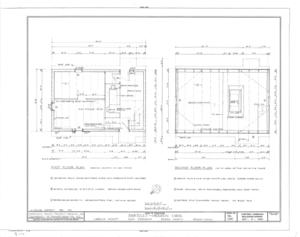 Bertolet-Herbein Cabin, Oley Line (Oley Township), Oley Line, Berks County, PA HABS PA,6-LIMKI.V,5- (sheet 2 of 2).png