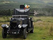 armoured fighting vehicles of the irish army wikipedia